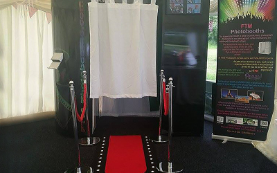 Large Booth