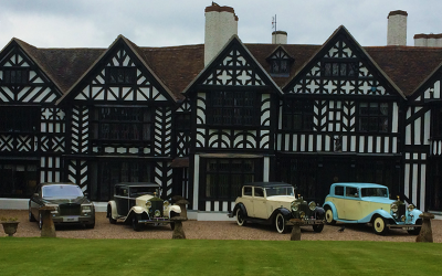 lichfield wedding cars